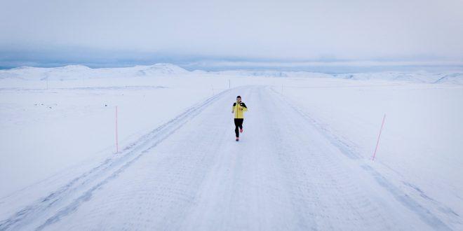 The North Face przedstawia: Run For The Arctic. Pierwszy zimowy projekt Pau Capella