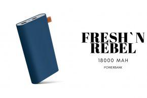 FRESH`N REBEL Powerbank 18000 mAh