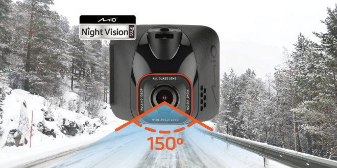 Mio MiVue C560 – 7 stopni jasności obrazu