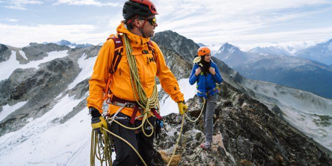 Helly Hansen – bezpiecznie w górach. Nowe modele kurtek Odin