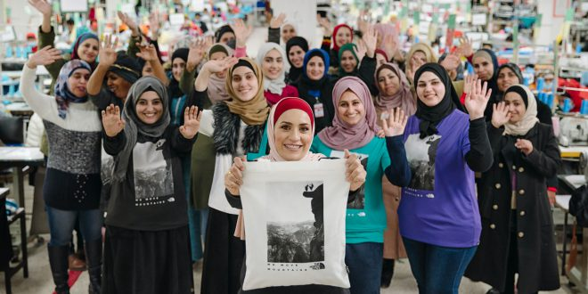Wyjątkowa kolekcja z okazji Międzynarodowego Dnia Kobiet od The North Face