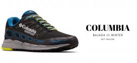 COLUMBIA Buty biegowe BAJADA III WINTER