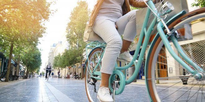 Wybierz rower zamiast komunikacji publicznej
