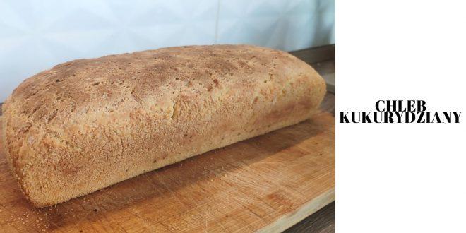 Prosty chleb kukurydziany