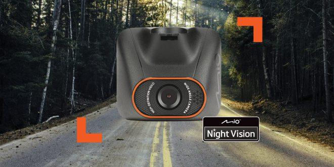 Mio MiVue C512- nowy standard wśród wideorejestratorów do 300 zł.