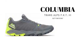 COLUMBIA Buty biegowe TRANS ALPS F.K.T. III