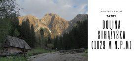 Rodzinnie w góry – Dolina Strążyska (1029 m n.p.m.) [Tatry]