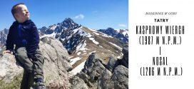 Rodzinnie w góry – Kasprowy Wierch (1987 m n.p.m.) i Nosal (1206 m n.p.m.) [Tatry]