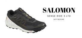 SALOMON Buty biegowe SENSE RIDE 3 LTD