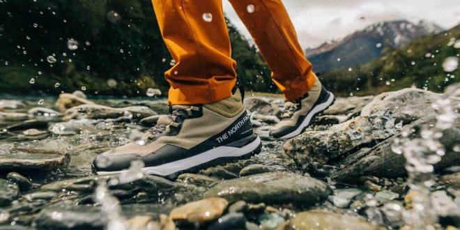 Pewnym krokiem niezależnie od pogody – buty Activist FUTURELIGHT™ od The North Face