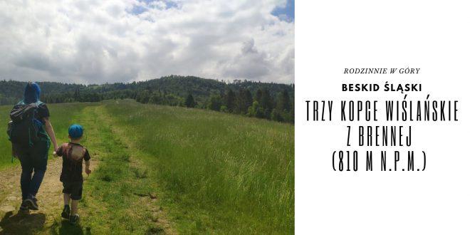 Rodzinnie w góry – z Brennej na Trzy Kopce Wiślańskie (810 m n.p.m.) [Beskid Śląski]
