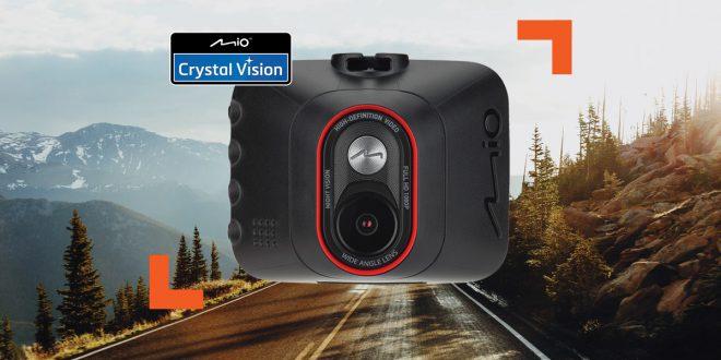 Mio MiVue C314 – wideorejestator na każdą kieszeń