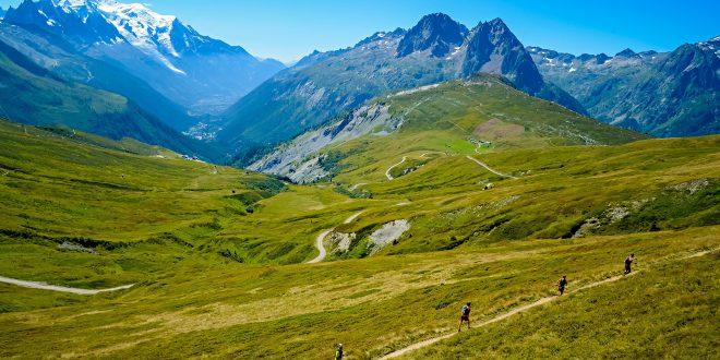 """Wirtualne zawody """"Wokół Mont Blanc"""":  Zbierz 170 km oraz +10 000 m przewyższeń i wygraj nagrody od Columbia Sportswear"""