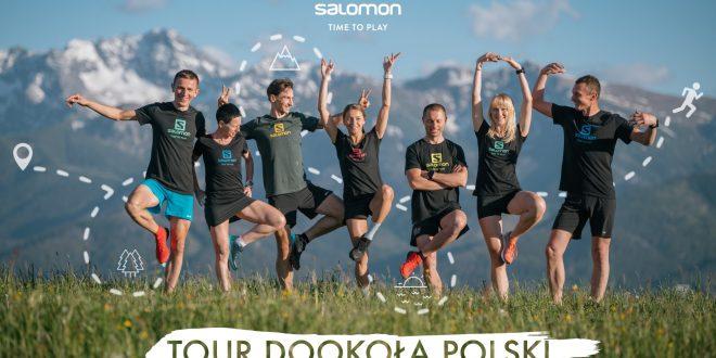 Dookoła Polski z Salomon Suunto Teamem!