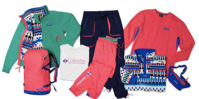 Urban Outdoor, SH/FT i ICONS – trzy kolekcje od Columbia Sportswear dla fanów aktywnego życia w mieście i trekkingów na łonie natury