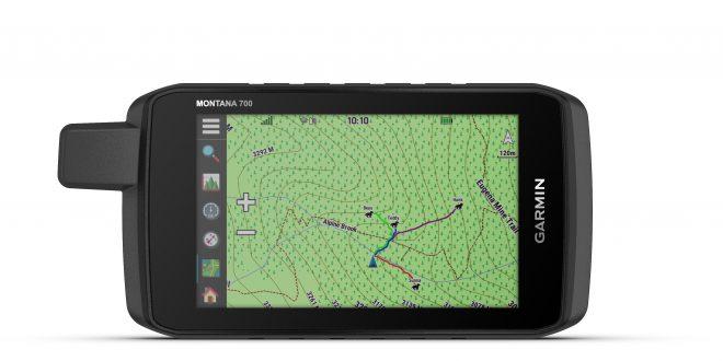 Nowa seria wielofunkcyjnych nawigacji Garmin® Montana® 700