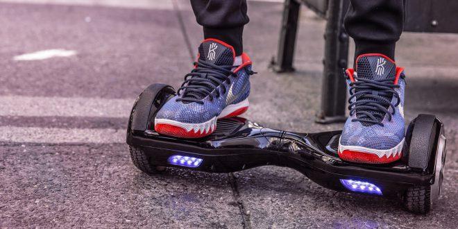 Deskorolka elektryczna, czyli hoverboard