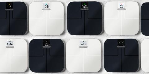 Zmierz więcej z nową, inteligentną wagą INDEX S2