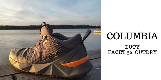 COLUMBIA Buty FACET 30 OUTDRY