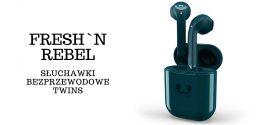 FRESH`N REBEL Słuchawki bezprzewodowe TWINS