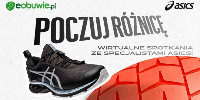 ASICS i Eobuwie.pl łączą siły, aby zapewnić pełną opiekę na biegowych ścieżkach