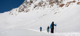 Zimą turystów na szlakach nie zabraknie