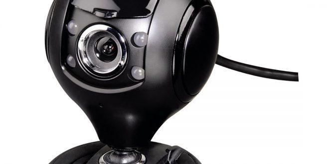 Kamera internetowa HAMA HD Spy Protect. Propozycja do zabawy w sieci i trybu home office