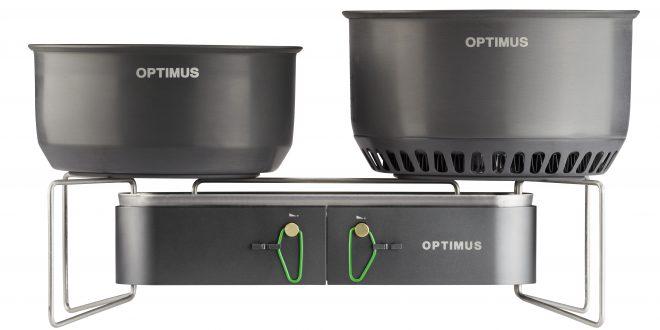 Optimus prezentuje innowacyjny, podwójny palnik dla miłośników outdooru. Gemini z prestiżową nagrodą ISPO Award 2021