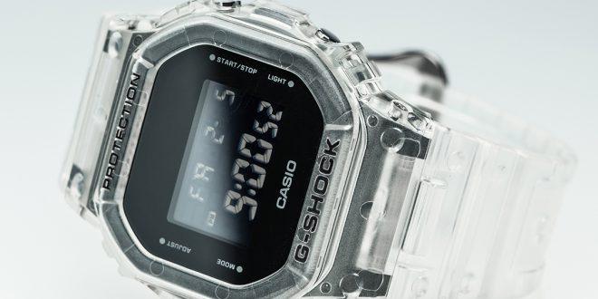 Nowa,  futurystyczna kolekcja zegarków G-SHOCK Skeleton