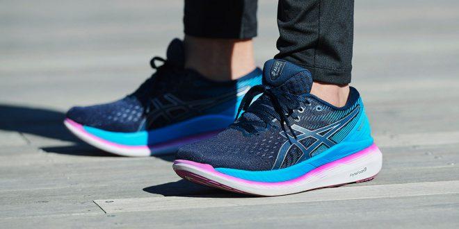 ASICS GLIDERIDE 2 w nowej odsłonie  Energooszczędne buty do biegania