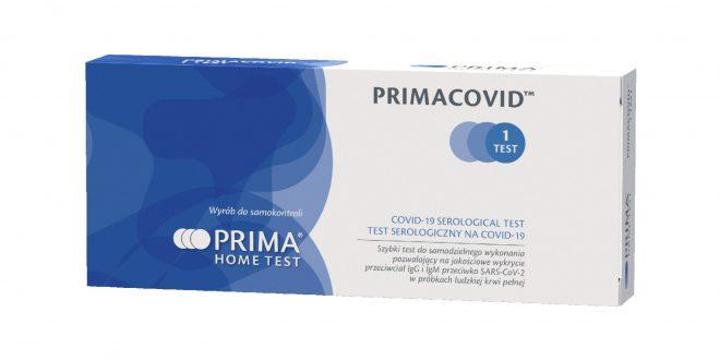Testy Primacovid na obecność przeciwciał COVID-19, bez limitu zakupu od czwartku 1 kwietnia w asortymencie ALDI. Sieć w przejrzysty sposób komunikuje, kiedy można wykonać test.