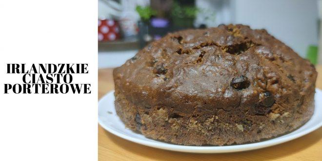 Irlandzkie ciasto porterowe – szybkie i pyszne!