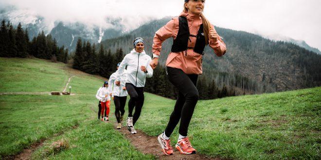 Biegaj w Tatrach z Buff The North Face Team