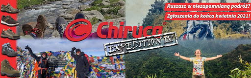 Poznaliśmy laureatów IV edycji Chiruca Expedition!