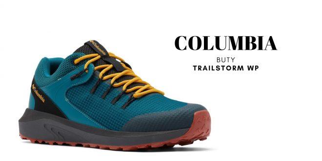 COLUMBIA Buty TRAILSTORM WP