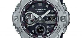 Najnowszy model GST-B400 – najsmuklejszy z zegarków G-STEEL