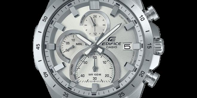 Nowe modele w kolekcji zegarków  Edifice  – EFR-571