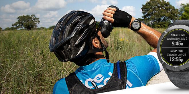 Nowy profil aktywności Adventure Racing w Garmin Enduro