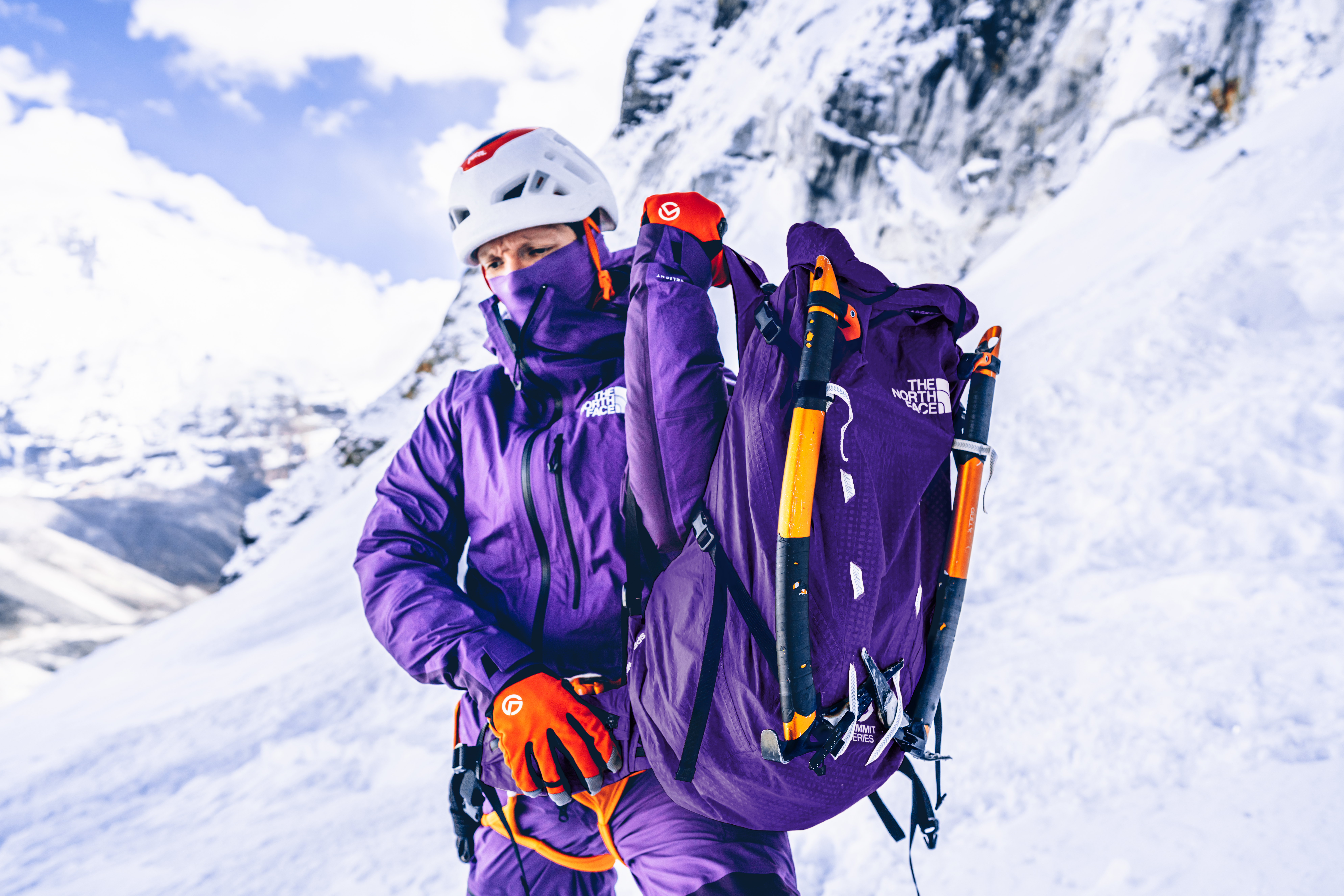 Summit Series™ Advanced Mountain Kit od The North Face